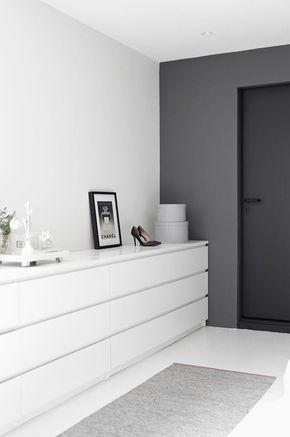 5x Ikea ladekast in de slaapkamer | onze slaapkamer | Pinterest ...