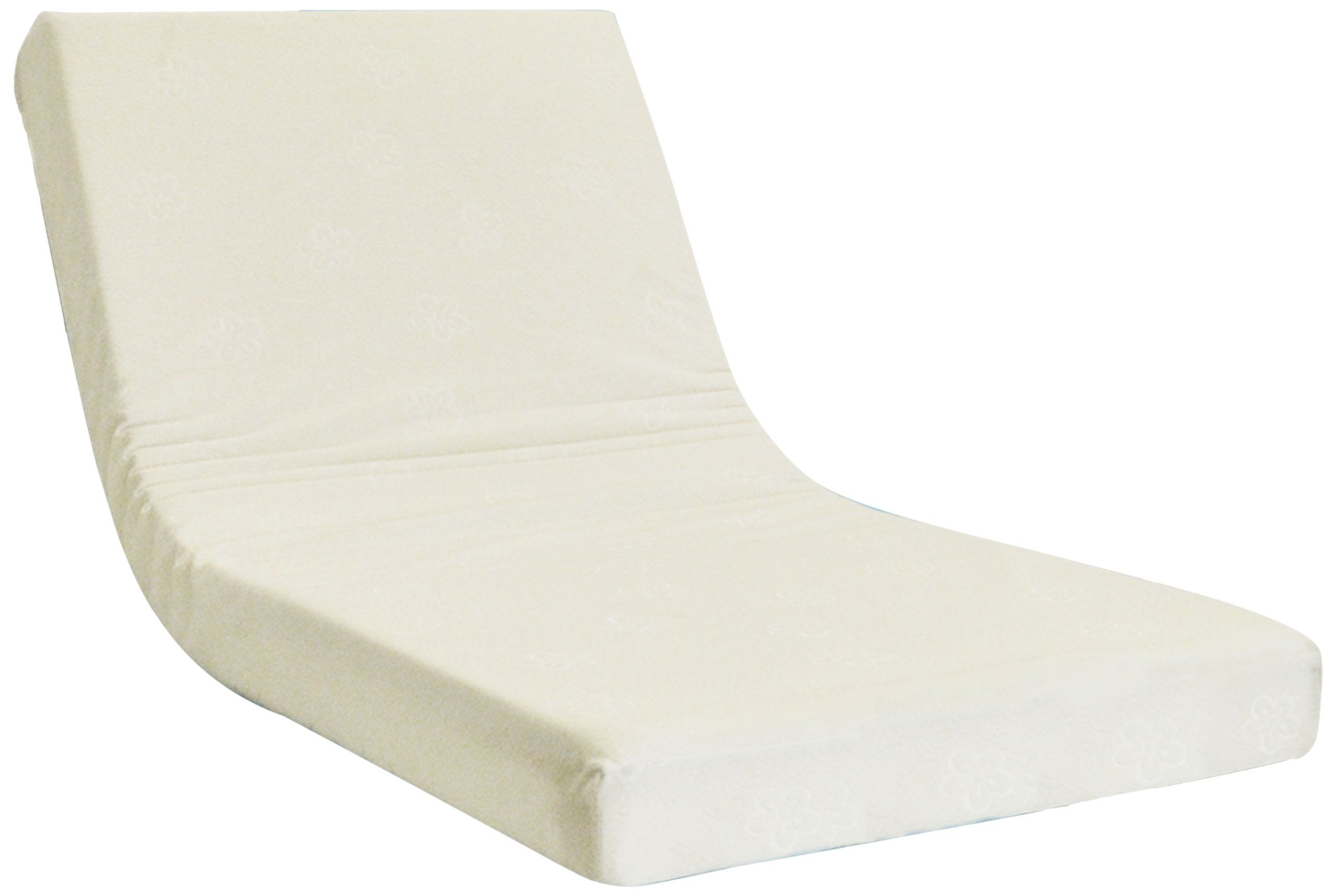 pragma bed cloud rest 6 inch memory foam mattress twin x large