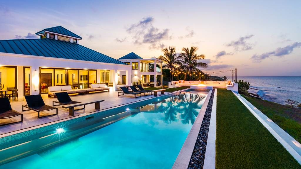 St Croix Luxury Vacation Copa Caneel Exterior St Croix Bound - Copa luxury beach house for a relaxing vacation