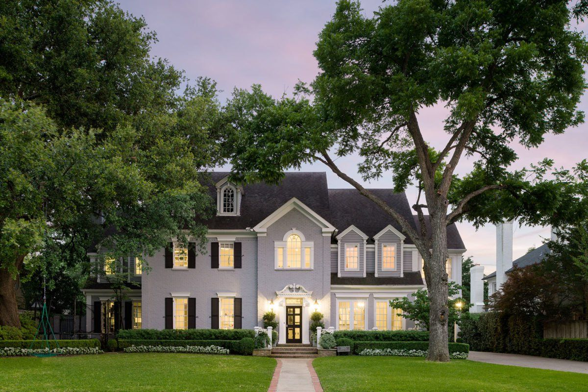 The 10 Most Beautiful Homes in Dallas 2019 Beautiful
