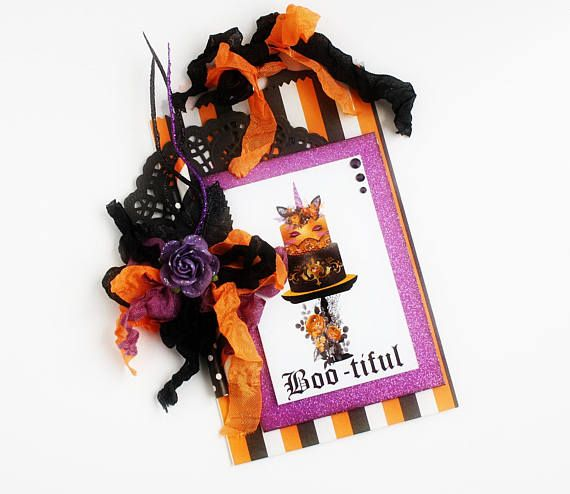 Unicorn halloween treat bag handmade greeting cards unicorn the unicorn halloween treat bag handmade greeting cards unicorn m4hsunfo