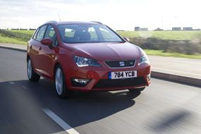 Seat Ibiza St Car Review It Takes A Week But Liam Bird Has
