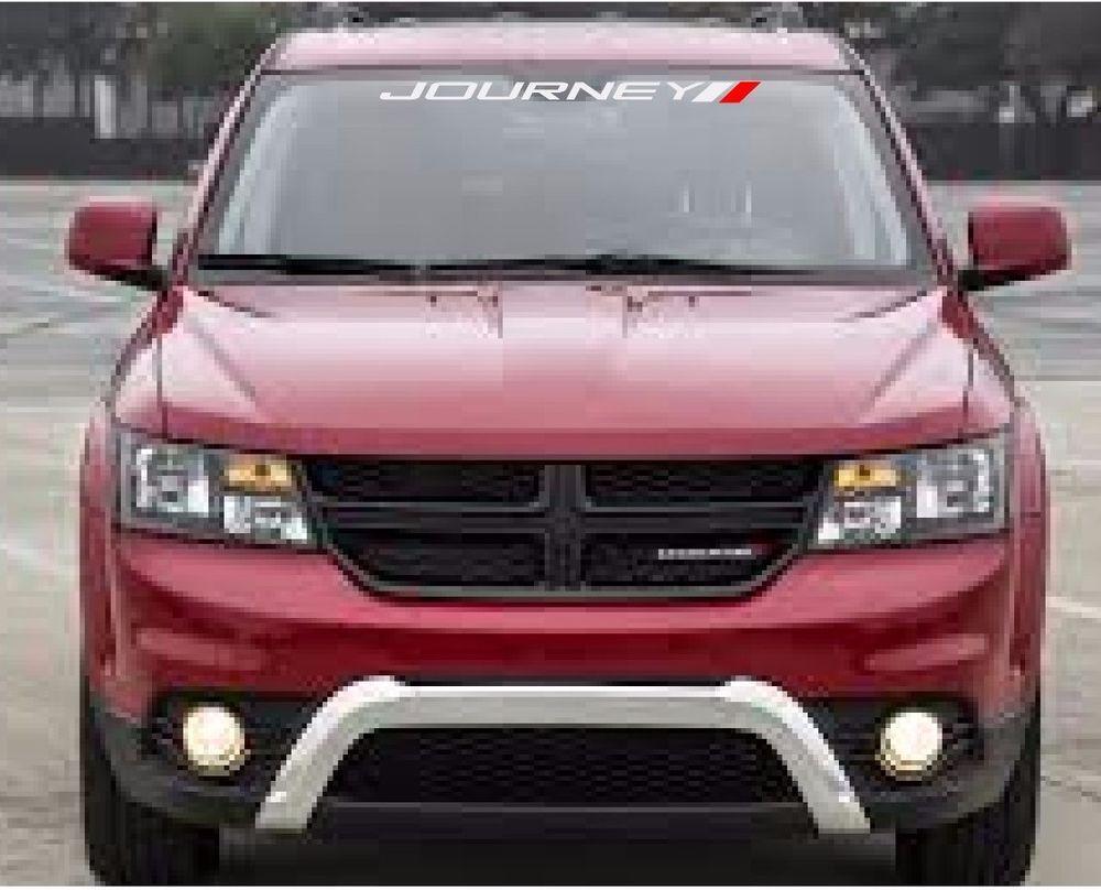 Dodge Journey Windshield Decal Ebay Motors Parts Accessories Car Truck Parts Ebay Dodge Journey Dodge Windshield