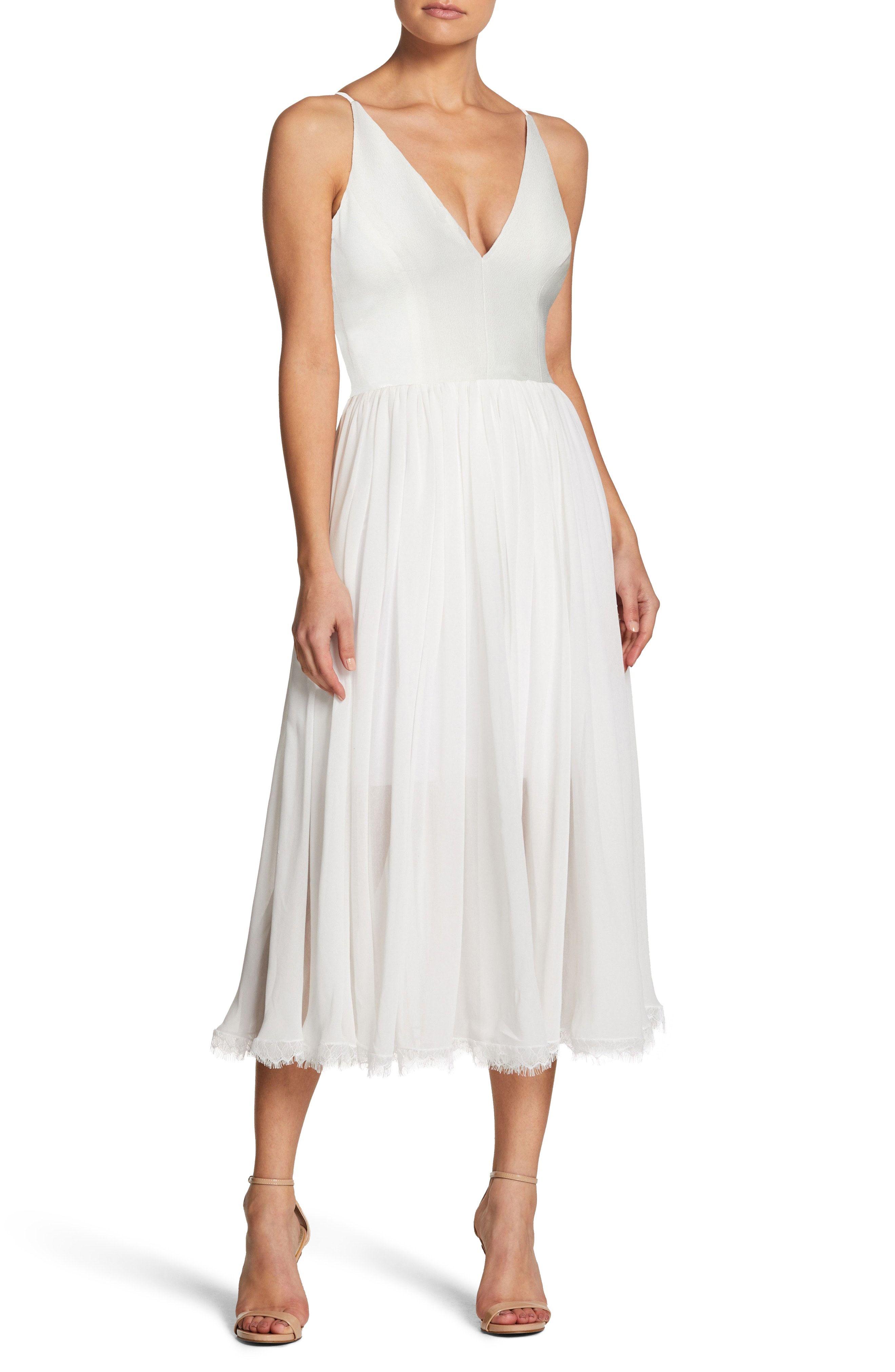 2602b395e75a Casual Mother Of The Bride Dresses Tea Length | Wedding ideas .