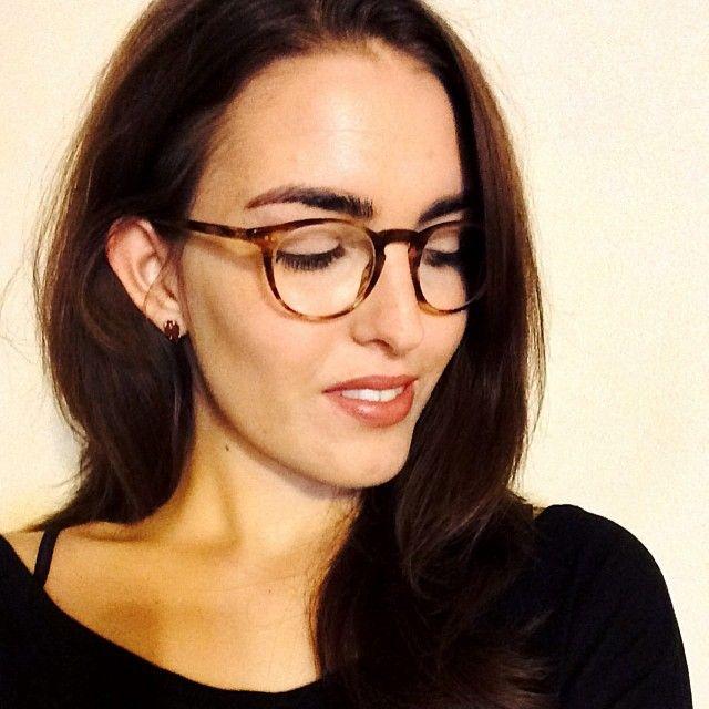7da080d233  lauraaliceholland wears Riley via Instagram Wearing Glasses