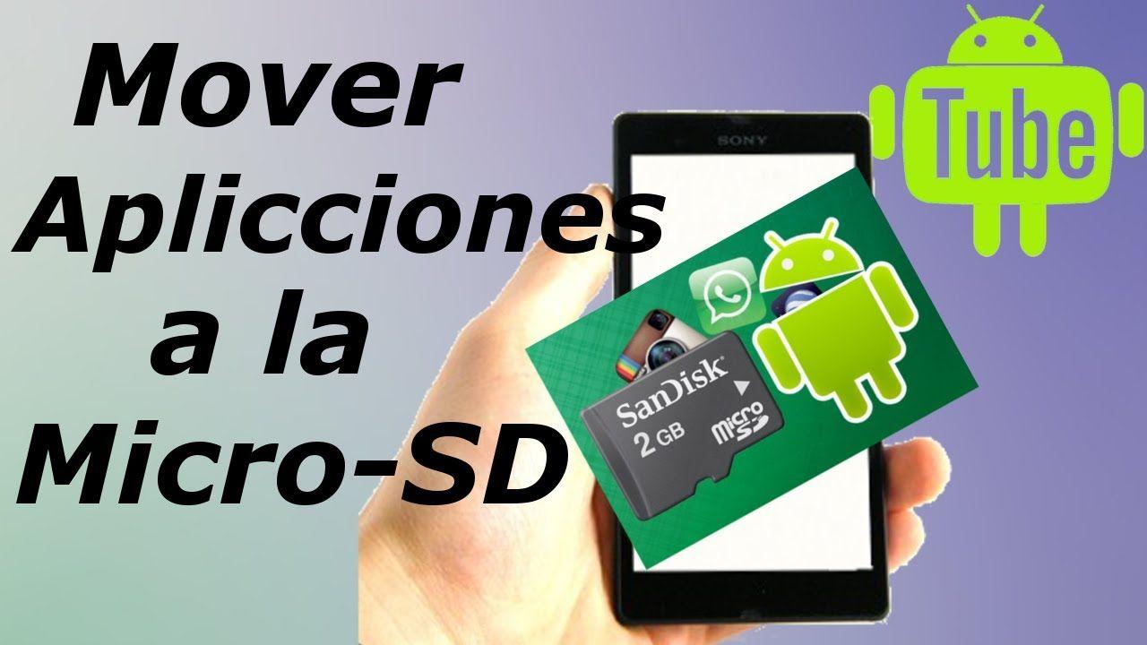 Mover aplicaciones a la Tarjeta SD   Mover aplicaciones a la memoria ext...