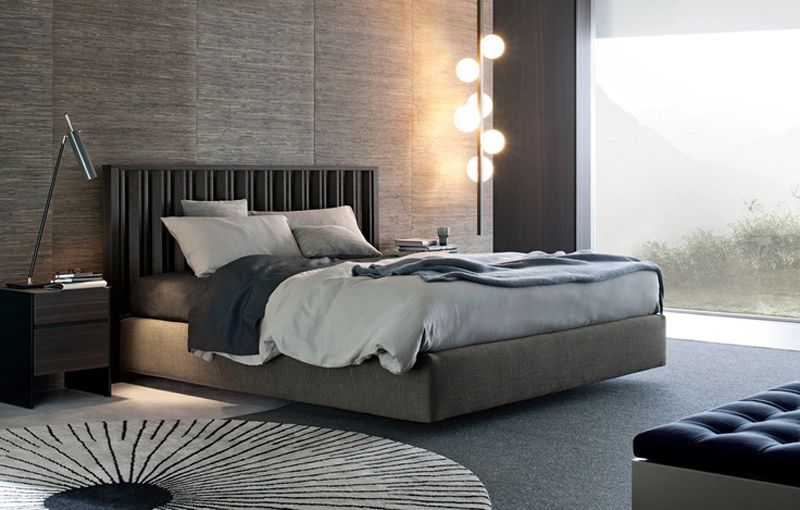 Masculine Bedroom Designs