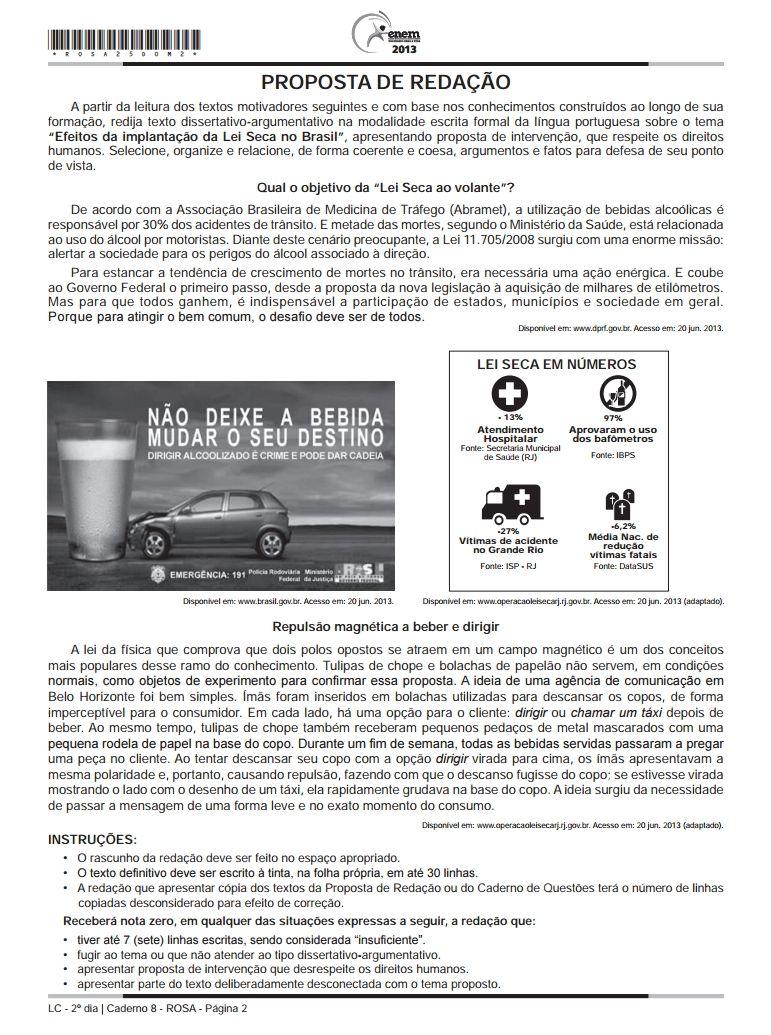 Exemplos De Redacao Nota 1000 No Enem Acrobata Das Letras