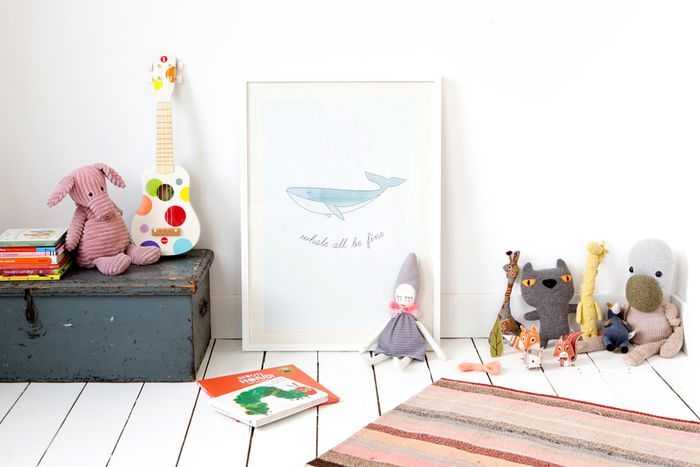 Bloesem Kids | Posters from new Dutch interior label, OHMYHOME