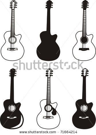 Free Electric Guitar Clip Art Free Vector For Free Download About