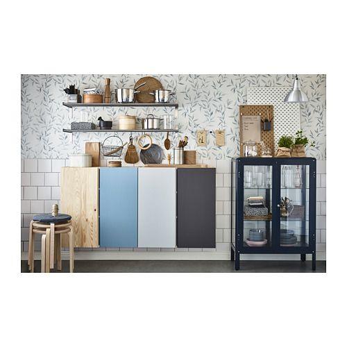 ivar cabinet 32x12x33 ikea tiny space ideas. Black Bedroom Furniture Sets. Home Design Ideas