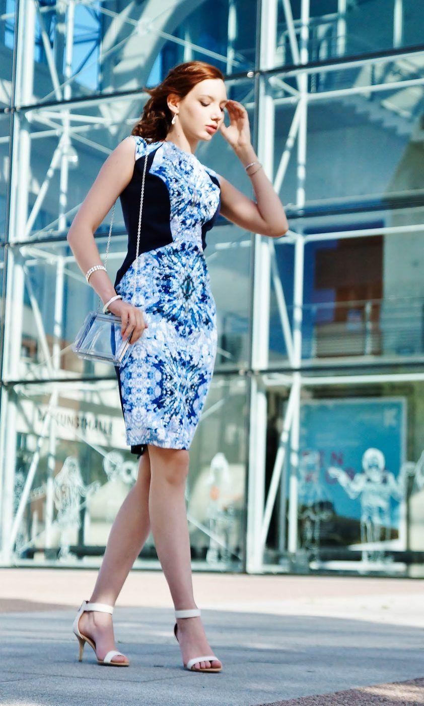 Kaleidoscope ( Graphic Dresses & Shoulder )