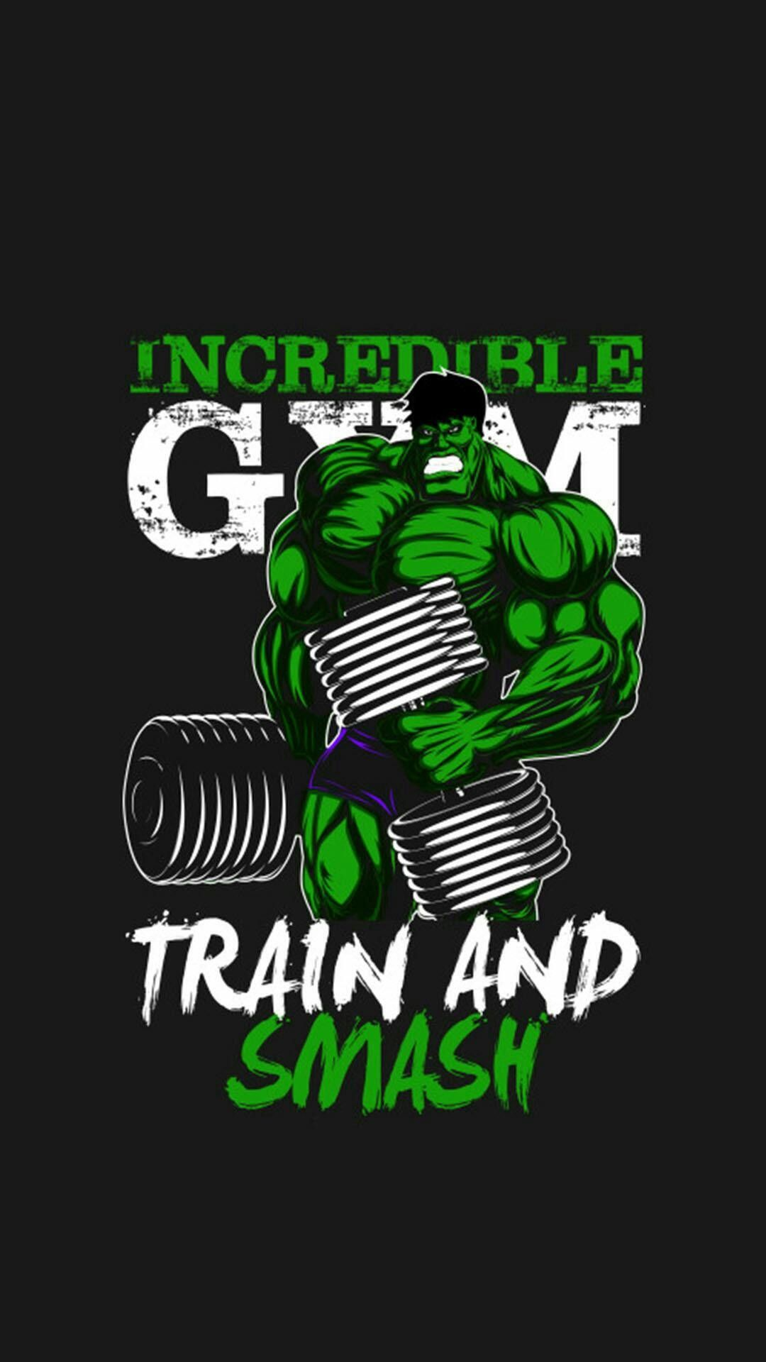 Bodybuilding Motivation Quotes Wallpaper Hulk Wallpaper 54 Hulk Hulk Hulk Tattoo Gym