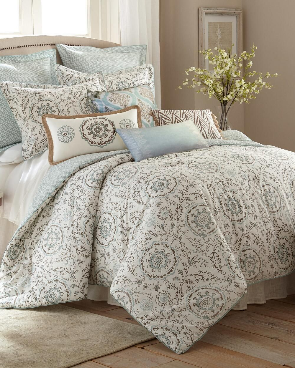 Exclusively Ours - 5 Piece Capella Comforter Set | Comforter ... on