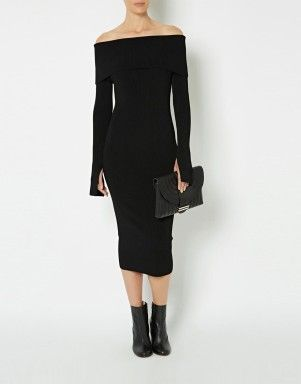 Off Shoulder Dress   Woolworths.co.za   Things To Wear   Pinterest   Shoulder Dress And Shoulder