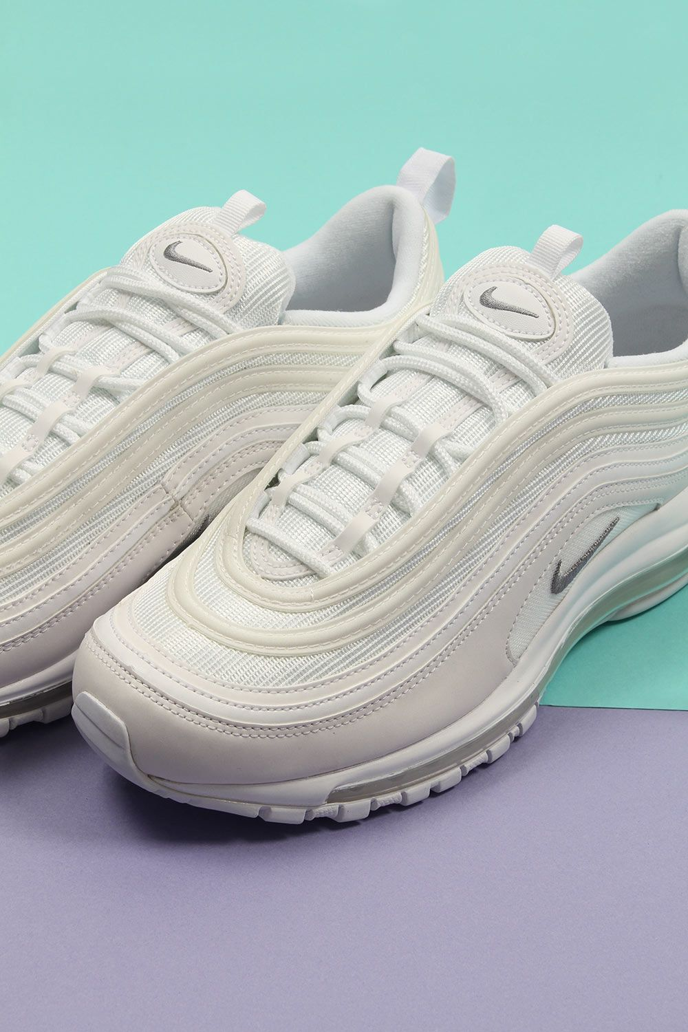 New #Nike #97s Launching 060418 #sneakers #womens #lilac