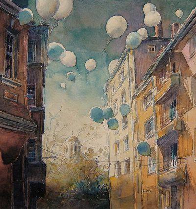 Balloons 8 Kalina Toneva