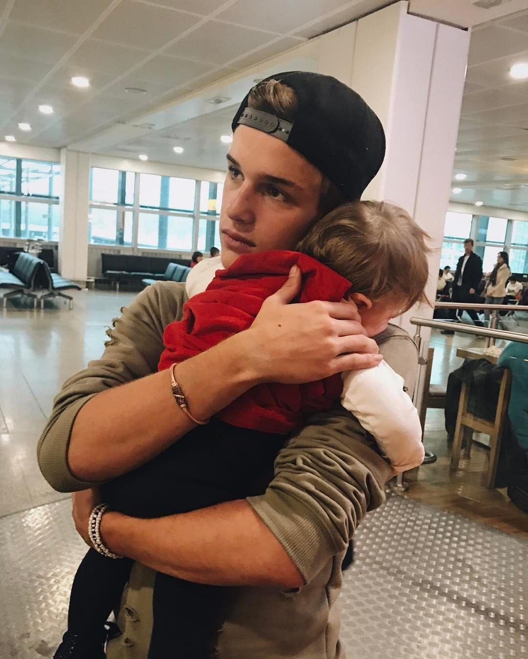 Meu Marido E Meu Filho Sonho I Want 10000000 Babies Alex