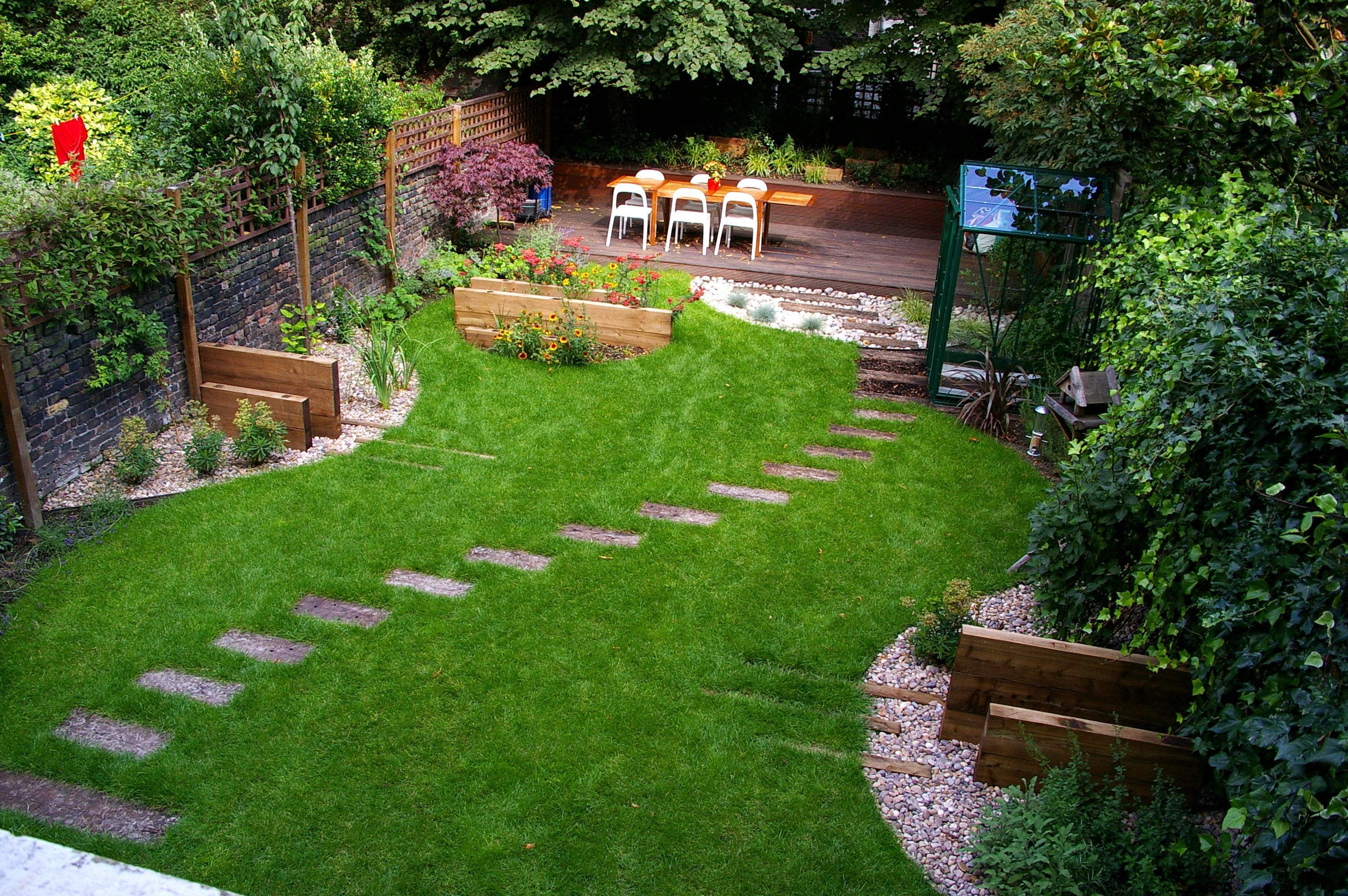 Small Back Garden Ideas Small Back Yard Landscaping | Дім ...