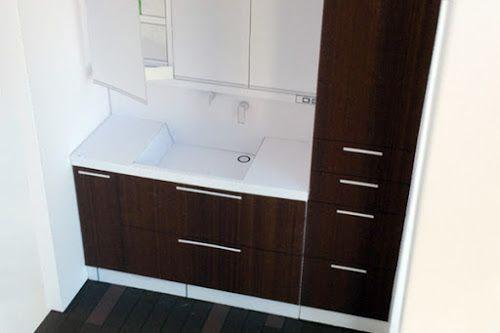 CASITA DE PAPEL: baño