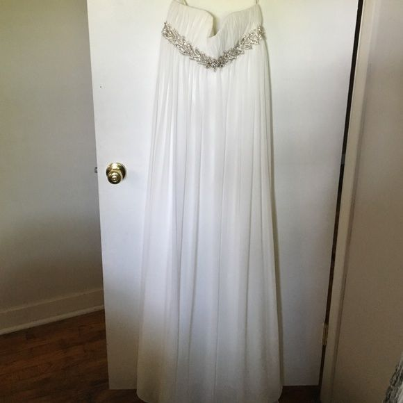 Forever Yours Formal Dress This Dress Has Never Been Worn Tags