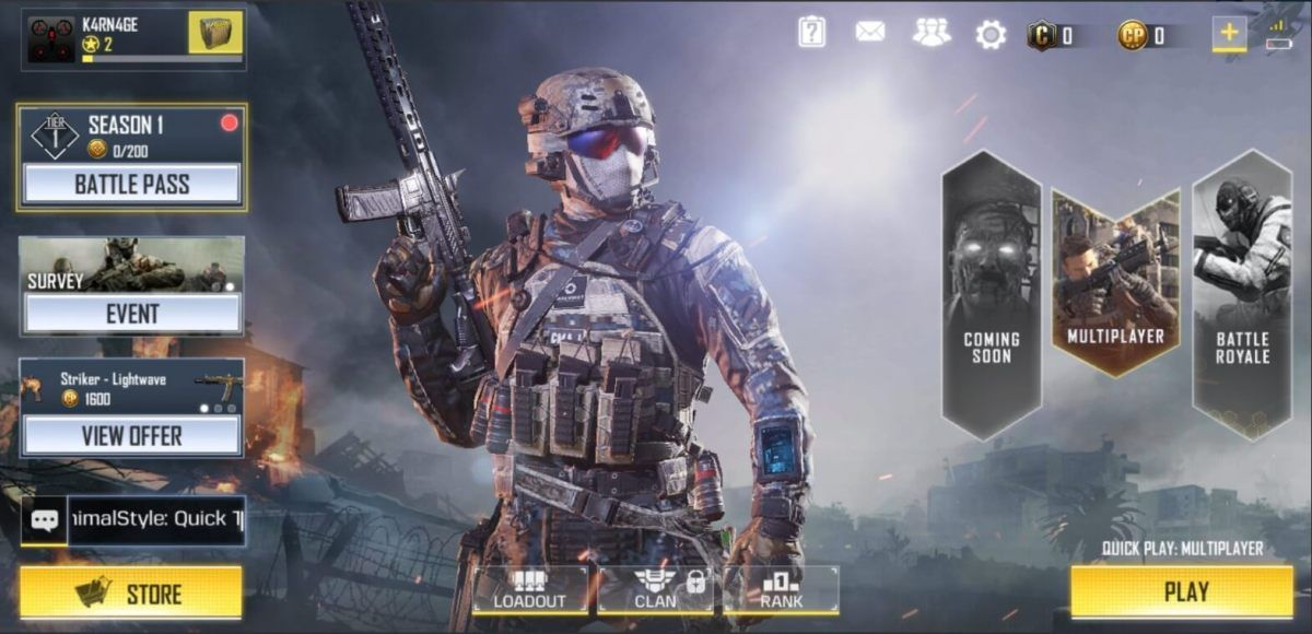 Call Of Duty Mobile Mod Apk 1 0 8 For Android Mod Menu Money Mod Auto Aim Call Of Duty Call Of Duty Black Call Of Duty Multiplayer