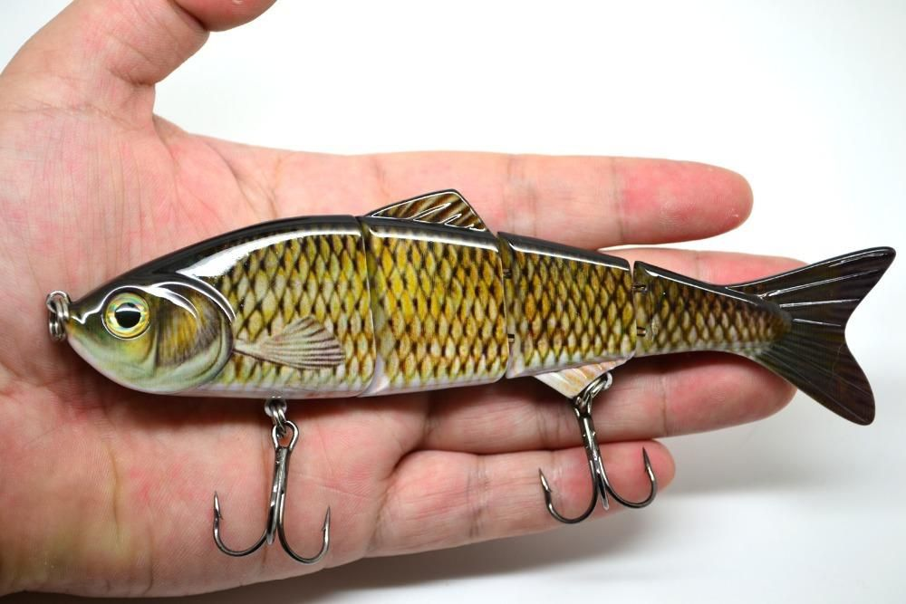 what kind of bait do bass like