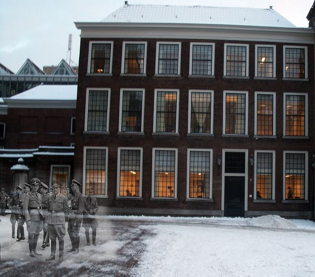 Ghosts of war - The Hague; the new rulers by Jo Hedwig Teeuwisse, via Flickr