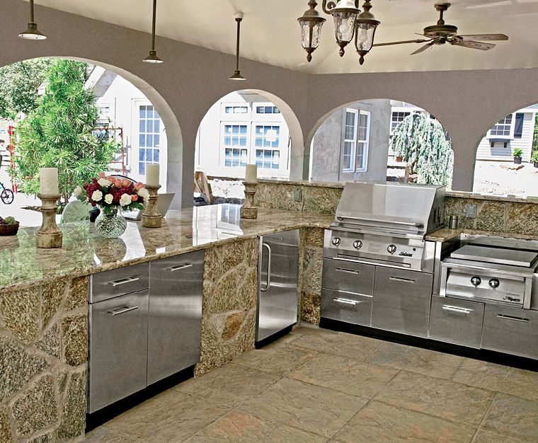 Moynihan Lumber   Upscale Kitchen U0026 Bath Cabinetry   North Reading,  Beverly, MA, · Outdoor Kitchen DesignBackyard ...