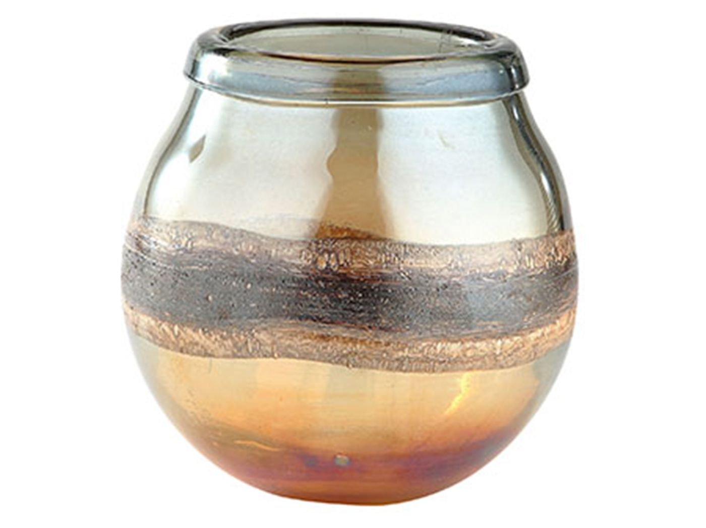 Small gold and brown vase go for classic and contemporary style go for classic and contemporary style with this small decorative vase this eye catching vase has a gold colored finish that will stand out on its own reviewsmspy