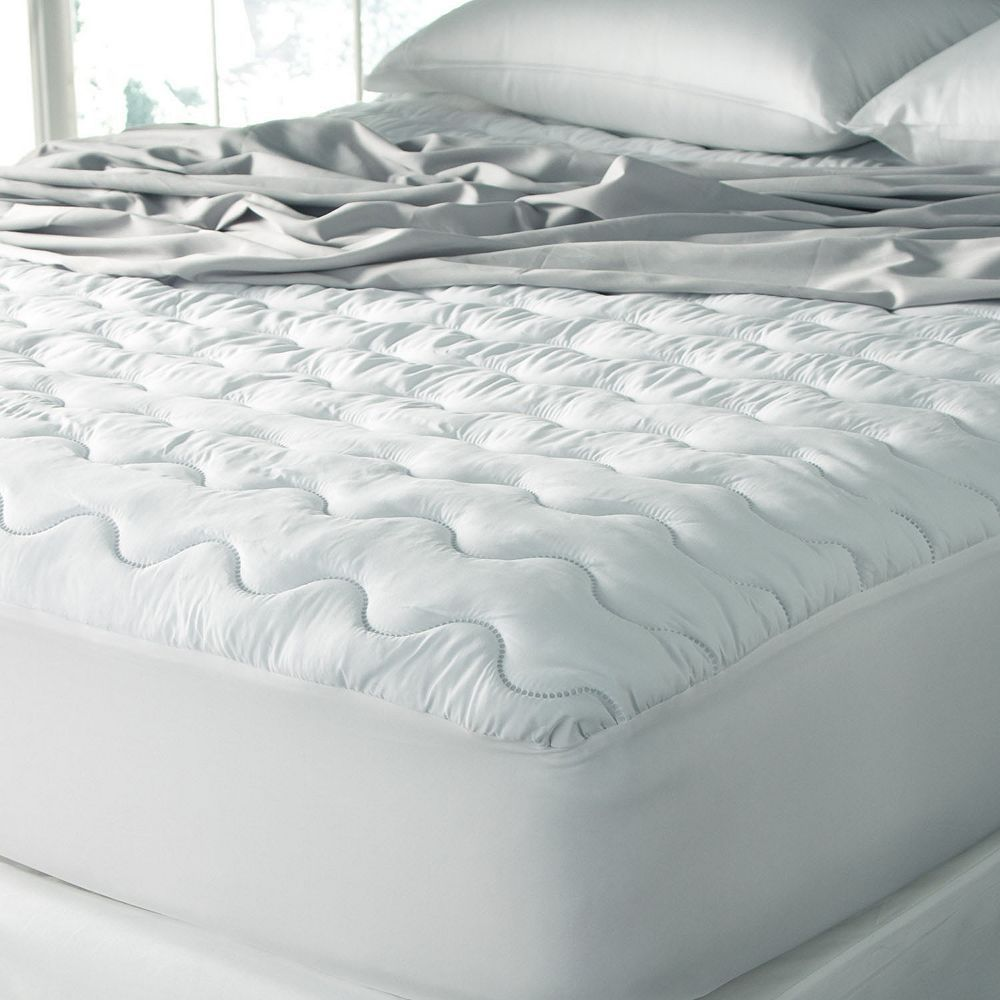 Sealy Waterproof Microfiber Deep Pocket Mattress Pad