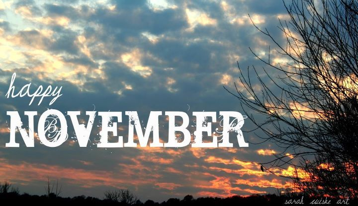 Happy November!   #happy #November #photography #clouds