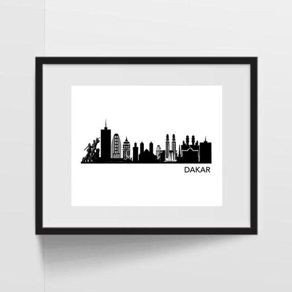 Dakar city Senegal Skyline Printable, Dakar City Landscape ... on ramallah city map, limassol city map, ibadan city map, bulawayo city map, apia city map, aleppo city map, fortaleza city map, libya city map, cameroon city map, gwangju city map, kumasi city map, accra city map, cotonou city map, goteborg city map, murmansk city map, kaliningrad city map, malabo city map, zambia city map, dushanbe city map,