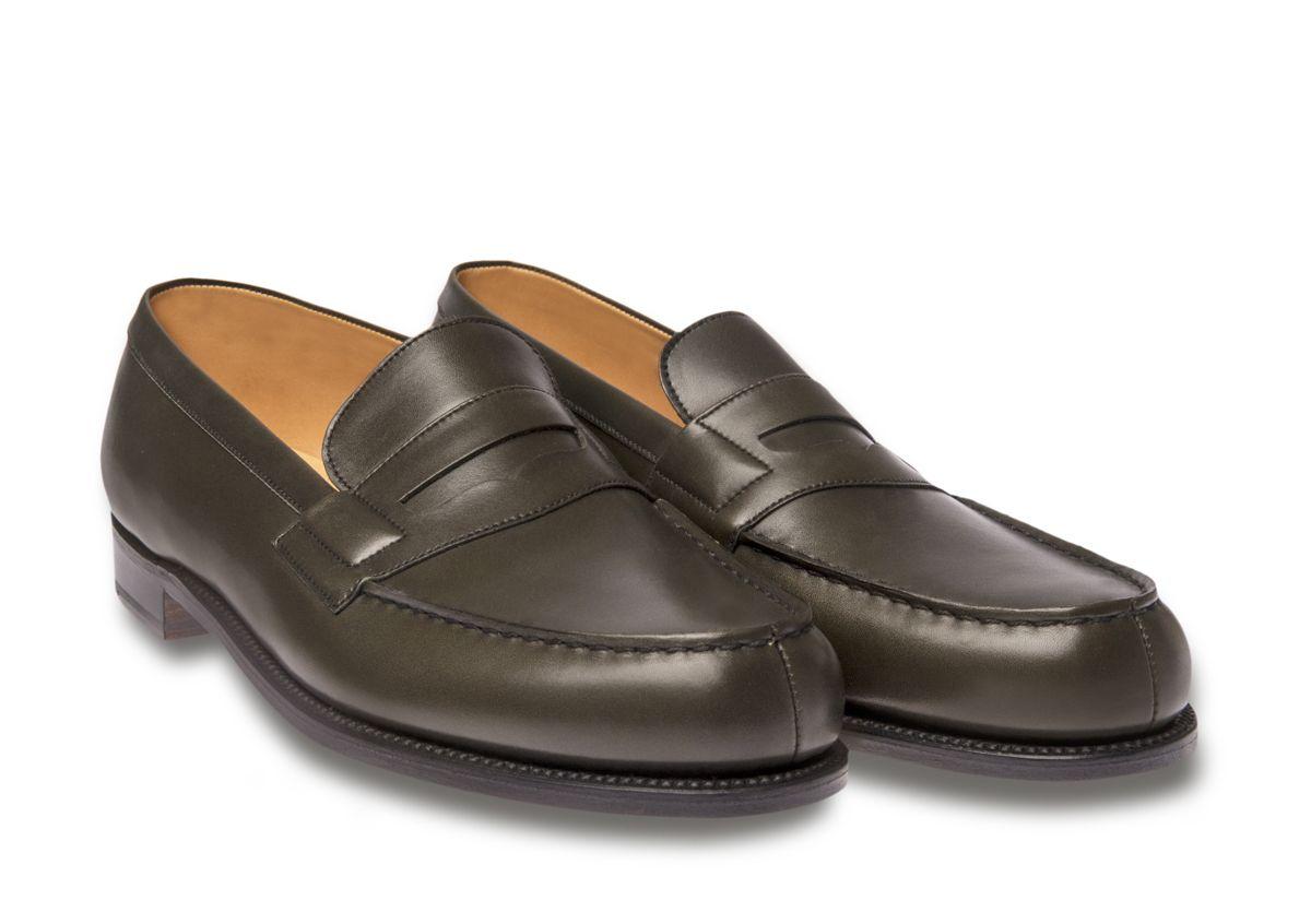 29a5552c1a4303 Weston - Chaussure Homme Cuir- Le Mocassin 180 Noir   Shoes   Shoes ...