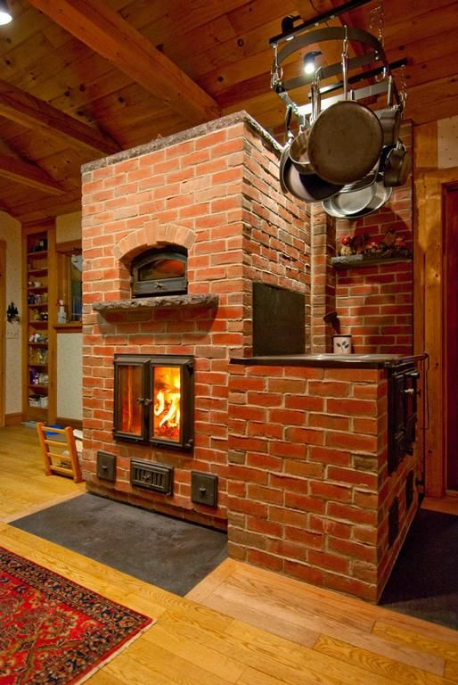 Fireplace Bread Pizza Oven And Stove All In One Awesome