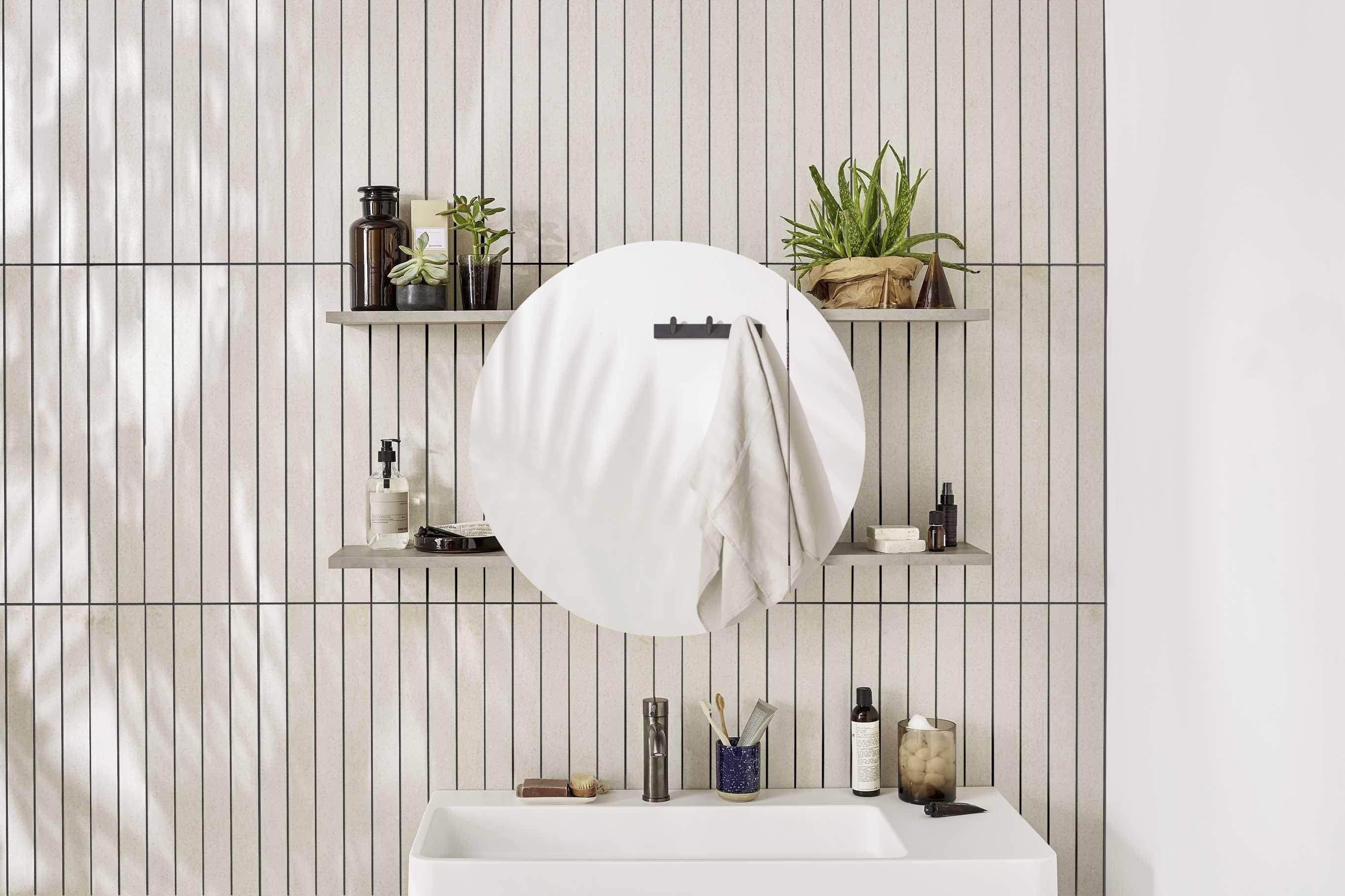 Miroir Deco De Salle De Bains Finn Miroir Lapeyre Miroir Deco