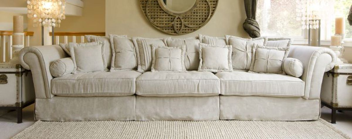 Elements Fine Home Furnishings Bella Fabric Sectional Sofa Collection Sand Fabric Sectional Sofas Fabric Sofa Deep Sofa