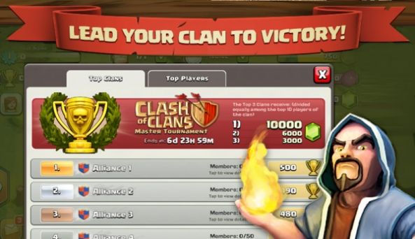 Play Clash Of Clans Game Online On Your Pc With Images Clash
