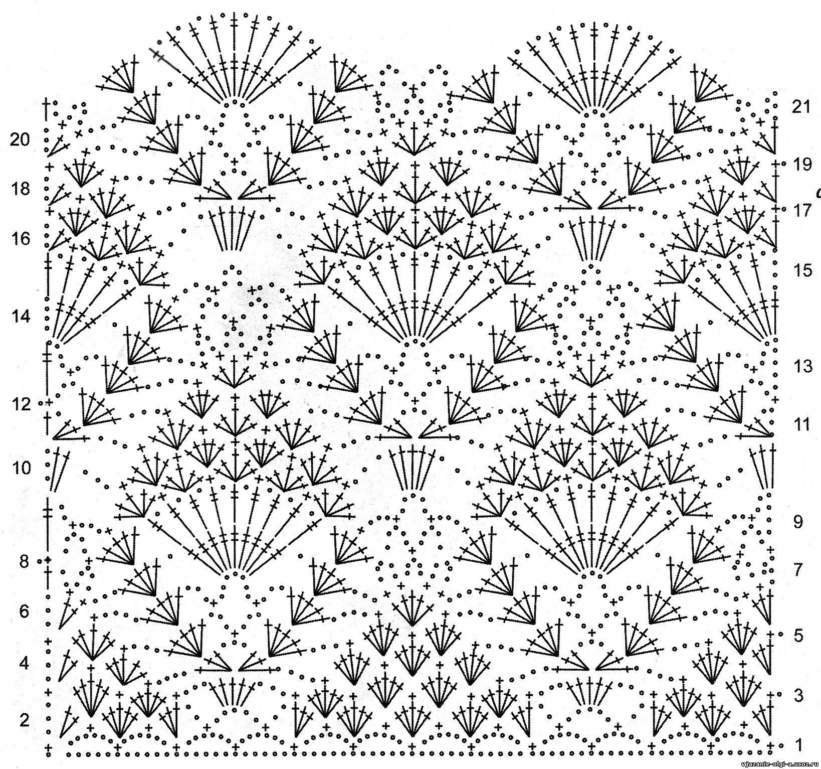Pin by Atelier Tausendschön on Häkelmuster / Crochet Pattern ...