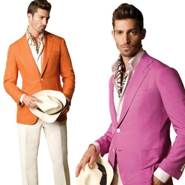 Un look para boda en playa... #jointheclub | Outfit Blazer Rosa y ...