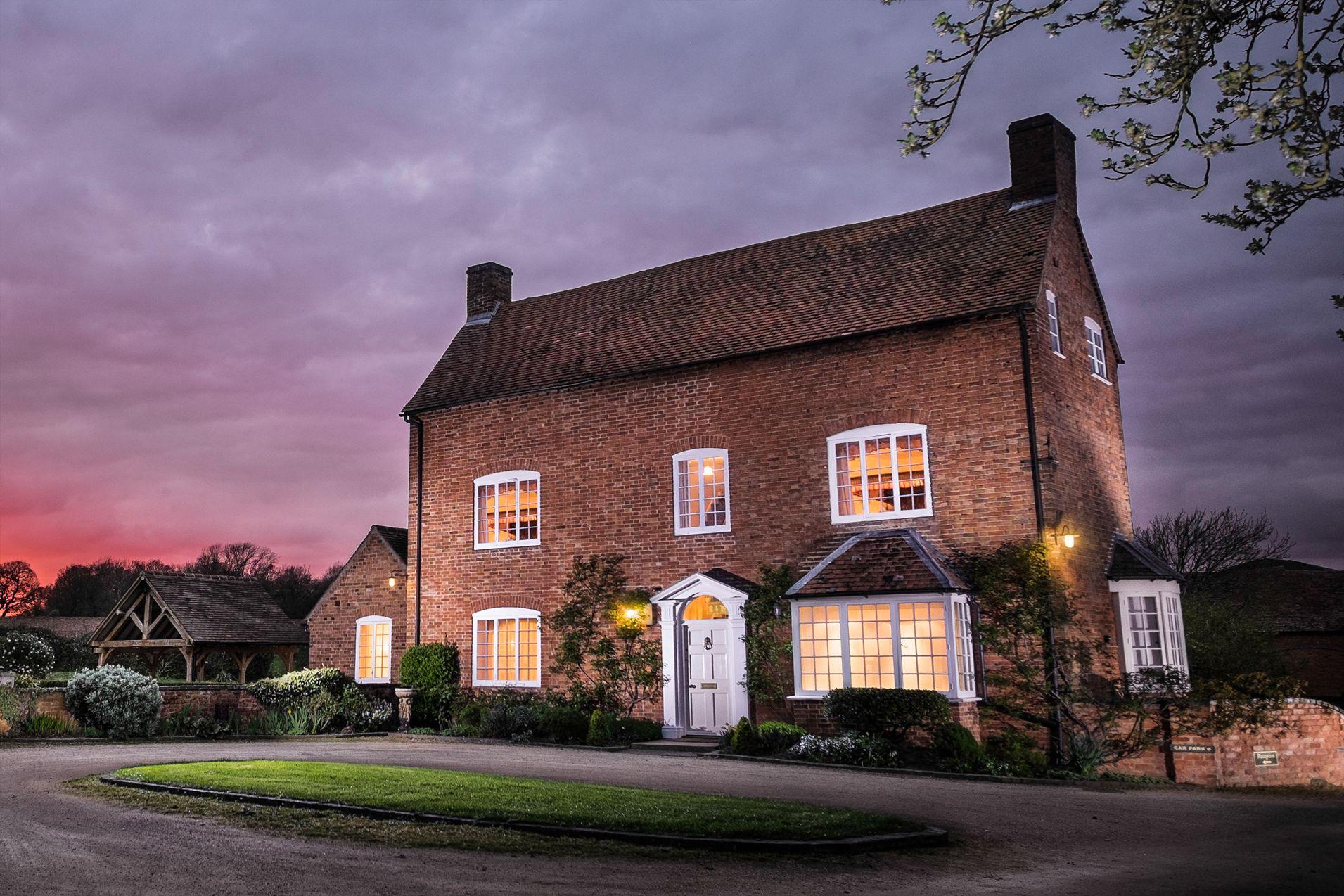 Wethele Manor The Wedding Venue In Leamington Spa Warwickshire