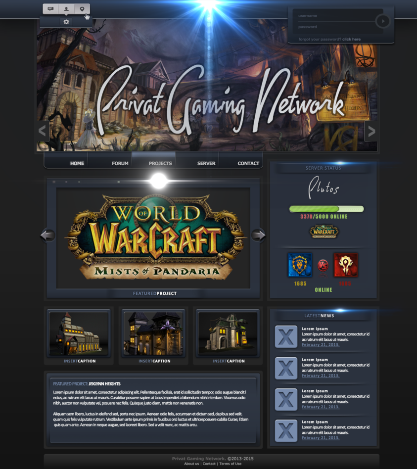 413ab53d98296cd96453700987428eac - How To Get Into A Private Server On Wow