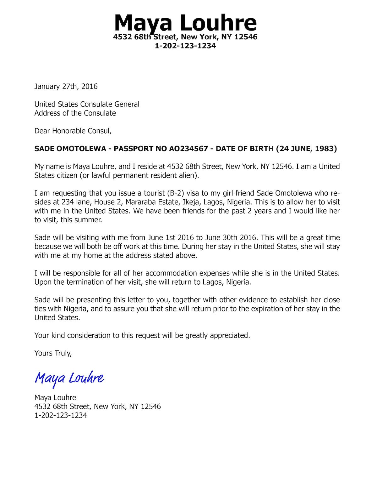 413abb313122ae5a73a9b64fe4ff06cc - Sample Recommendation Letter For O 1 Visa Application