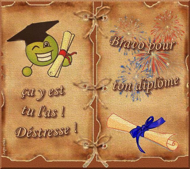 carte felicitation a imprimer gratuite Carte de félicitations diplôme gratuite à imprimer. (avec images