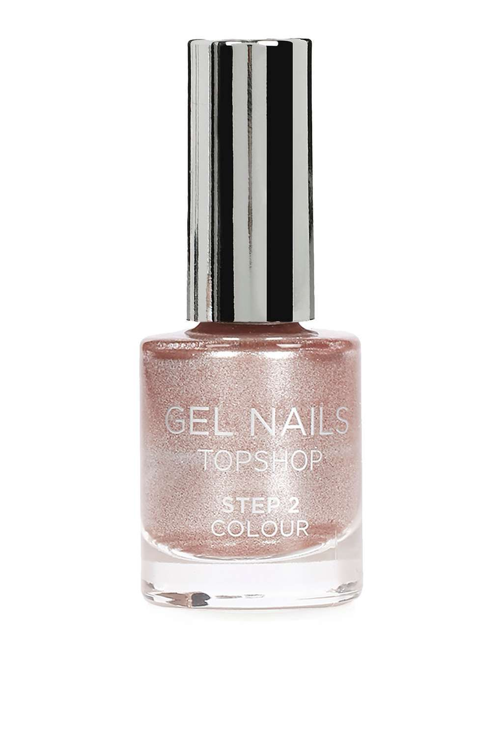 Gel Nail Colour in Pirate Gel nail colors