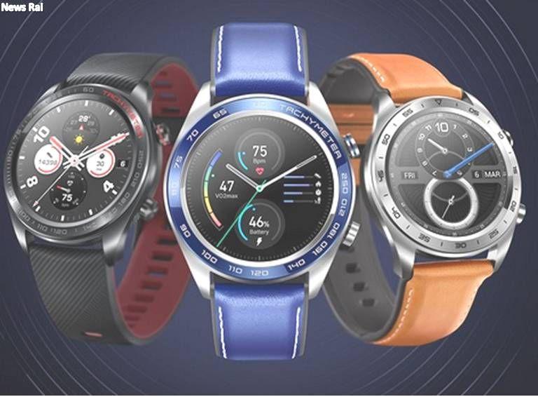 Huawei Honor Watch Magic Smartwatch review NewsRai in