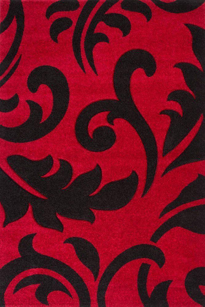 Lalee 347222681 Moderner Designer Teppich Muster Ranken