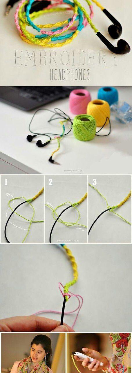Image via We Heart It https://weheartit.com/entry/176304100 #beautiful #cheap #decoration #diy #headphones