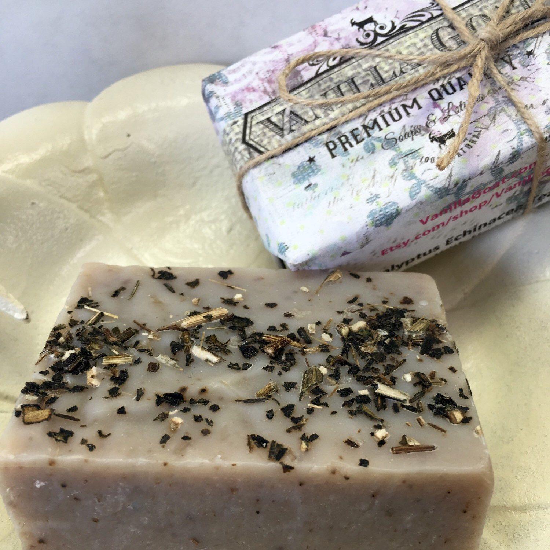 Vanilla Goat Soaps & Sundries Made with real honey Tea ...
