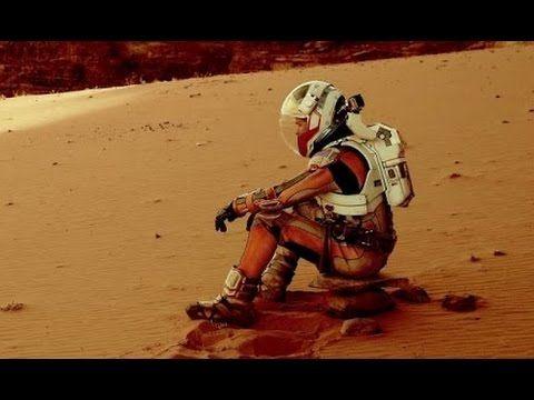 Perdido em Marte 2015 Filme De Ação Completo Dublado   Filmes De Ficção ...